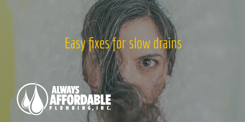 Slow Drain In The Bathroom Try These Plumbing Tips