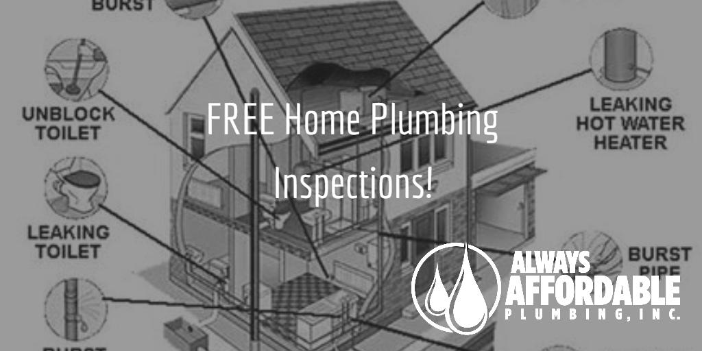 home plumbing inspection-Always Affordable Plumbing Sacramento