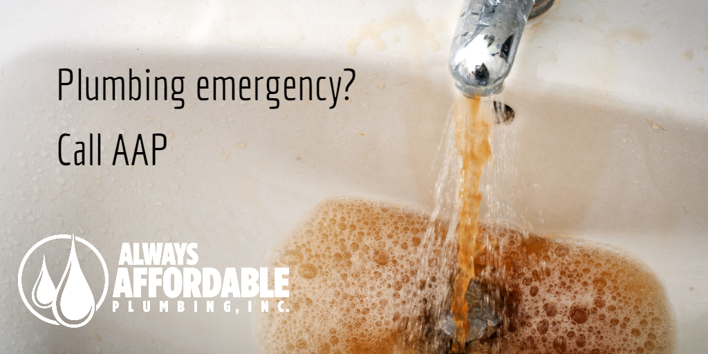 emergency plumber sacramento-Always Affordable Plumbing