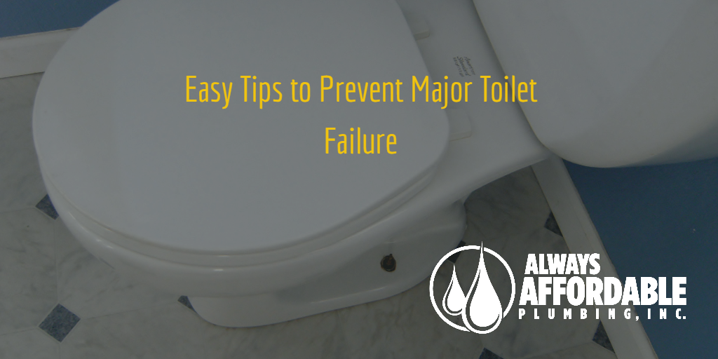 emergency toilet repair-Always Affordable Plumbing