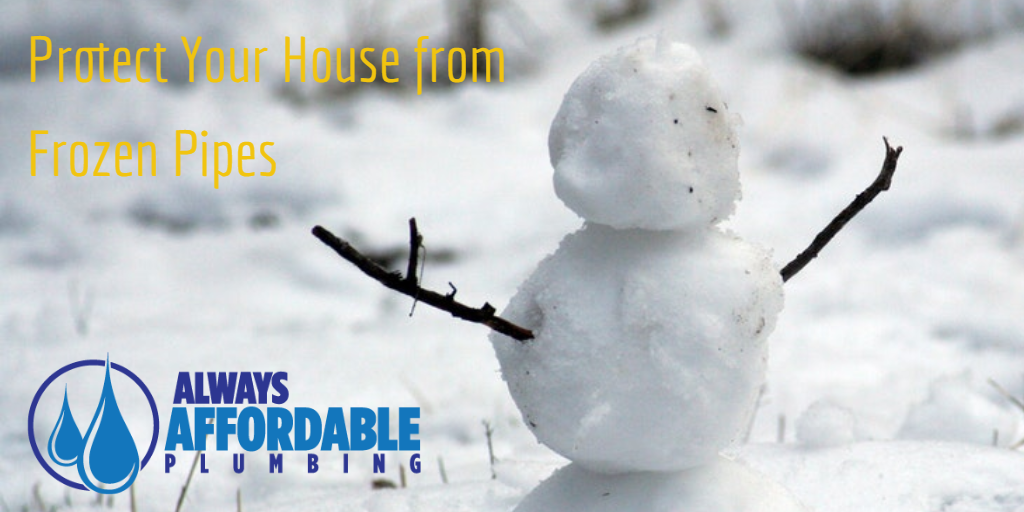 frozen pipes-best plumber sacramento-always affordable plumbing