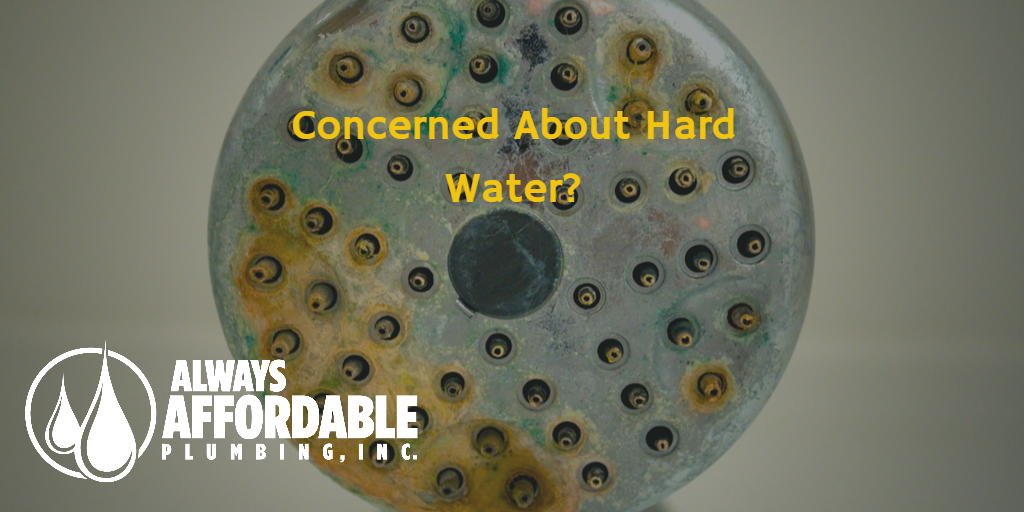 Sacramento Hard Water-Always Affordable Plumbing Sacramento