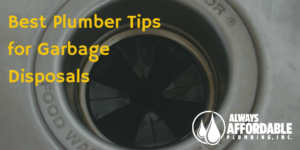 common garbage disposal problems-best plumber sacramento