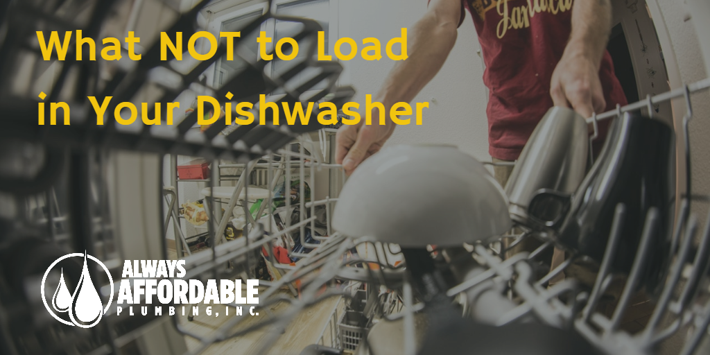Sacramento Plumber Tips-Dishwasher Maintenance