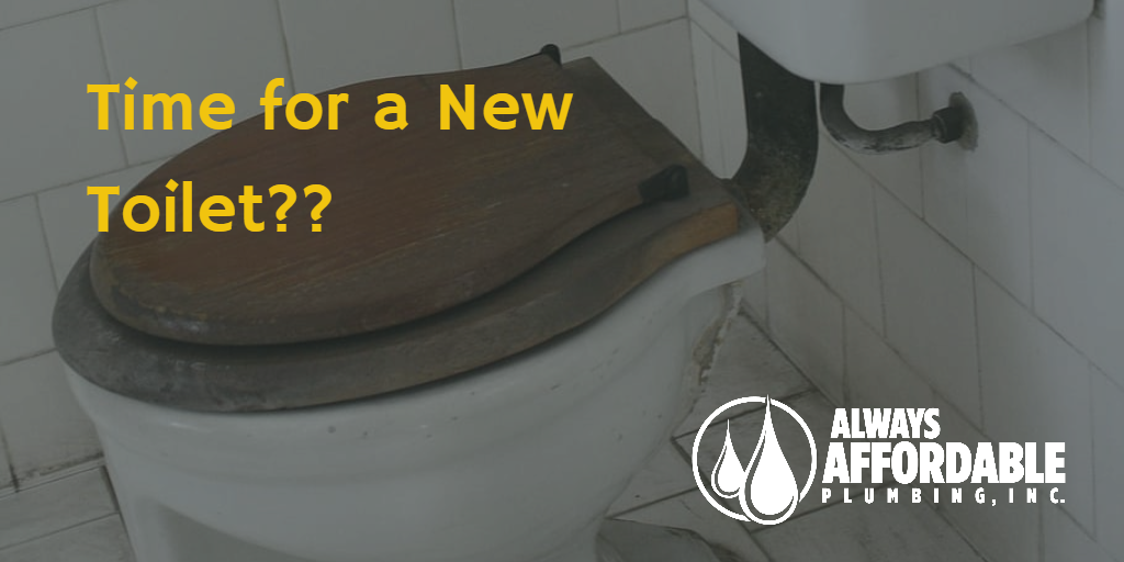 replacing a toilet-always affordable plumbing sacramento