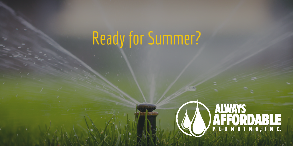 affordable plumbing sacramento-water smart summer