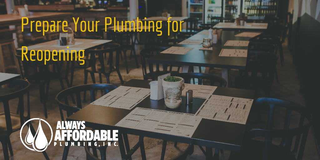 Sacramento commercial plumber-Always Affordable Plumbing