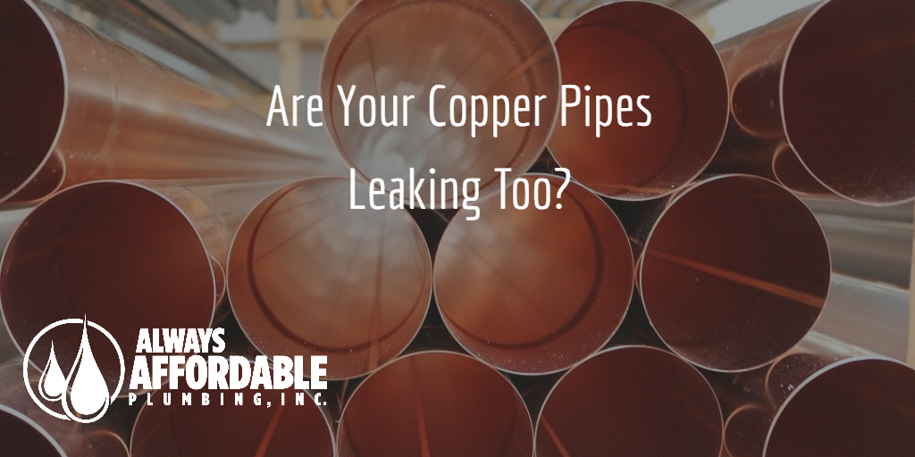 copper pipe repair folsom | affordable folsom plumber