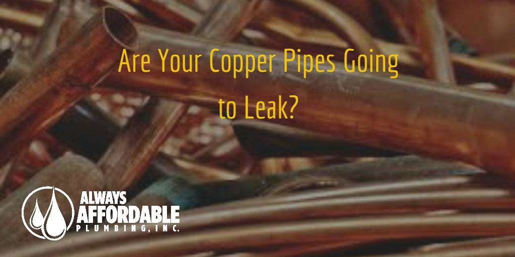 copper pipe repair Folsom