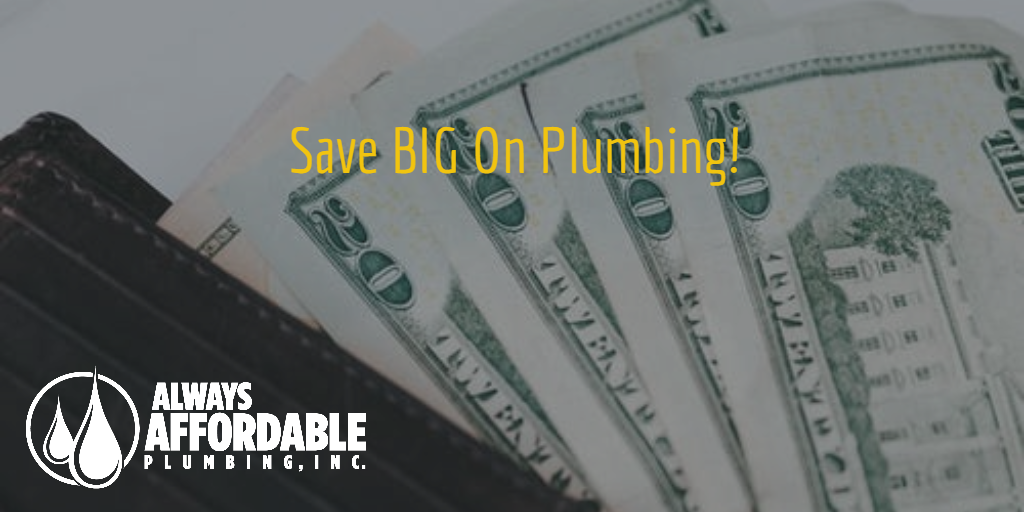Discount Plumbing Fairfield-Always Affordable Plumbing Sacramento