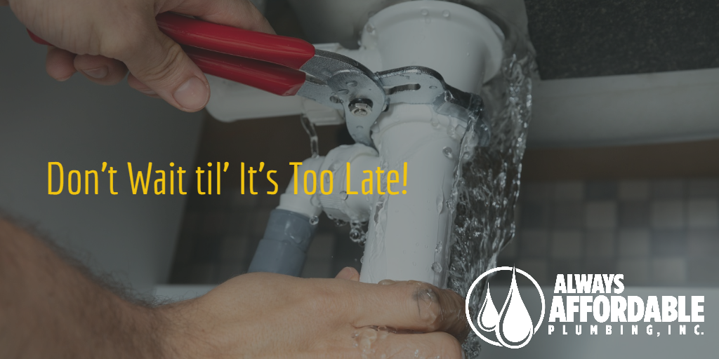 commercial plumbing service Fairfield-Always Affordable Plumbing Solano