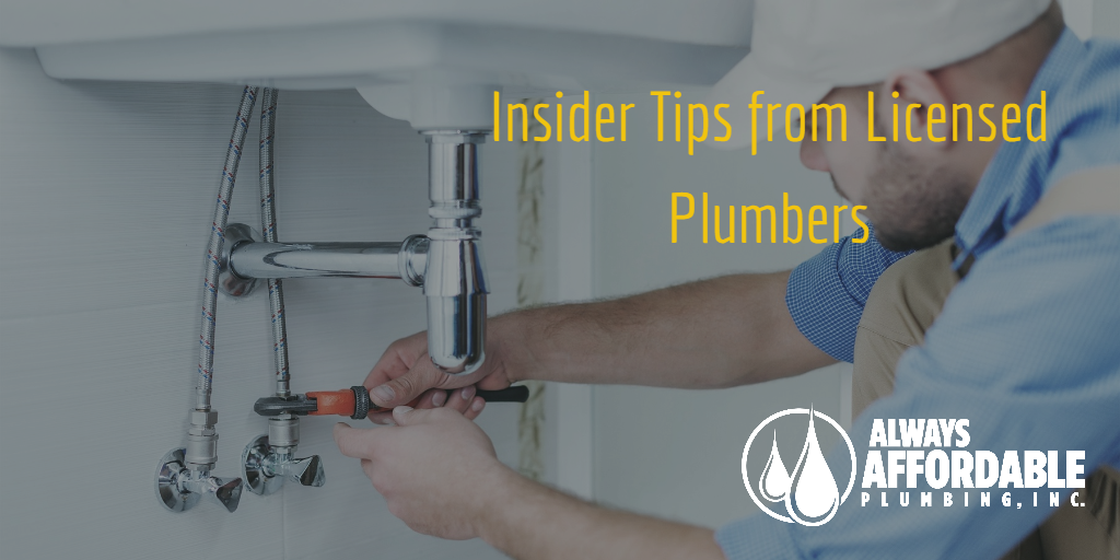 common plumbing problems-always affordable plumbing sacramento