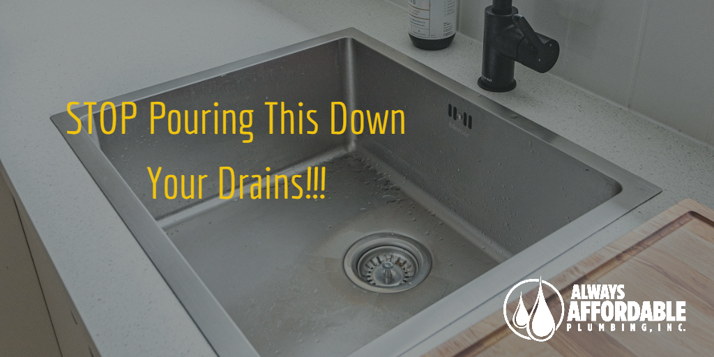 Best Solano Plumber drain cleaning service-Always Affordable Plumbing
